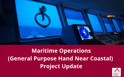 Maritime Operations – Experts needed