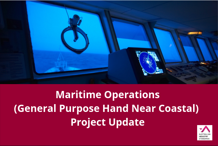 Maritime Operations Project Update