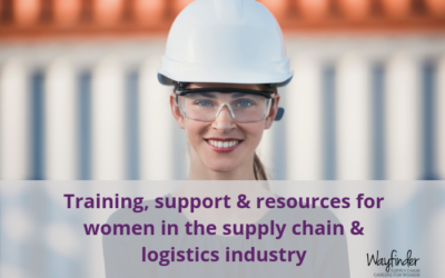 Wayfinder: Supply Chain Careers for Women