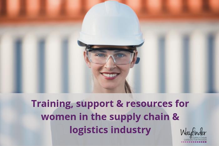 Wayfinder: supply chain careers for women