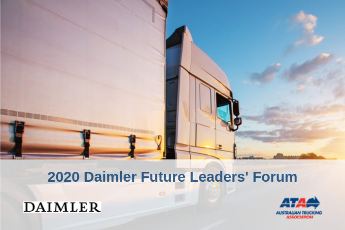 2020 Daimler Truck and Bus Future Leaders' Forum
