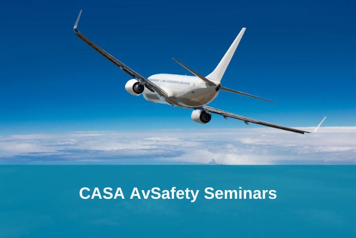 CASA AvSafety Seminars