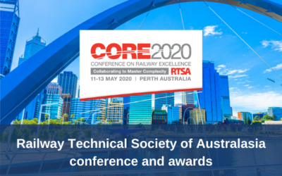 Conference on Railway Excellence – CORE2020