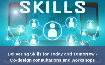 Co-designing the National Skills Commission, National Careers Institute and Skills Organisation Pilots