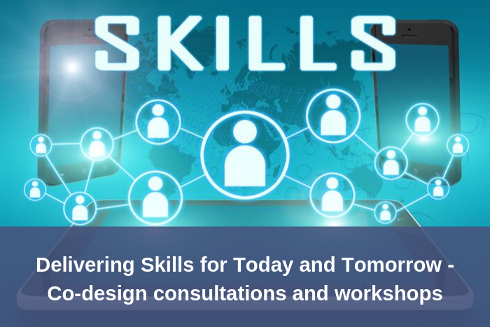 Skills package co-design consultations and workshops