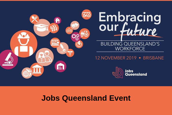 Jobs Queensland - Embracing our future