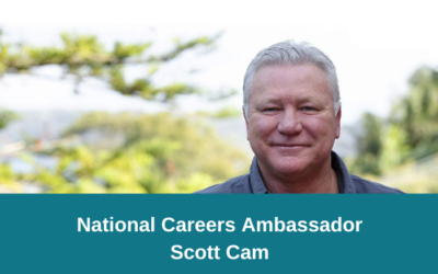 Scott Cam named as National Careers Ambassador