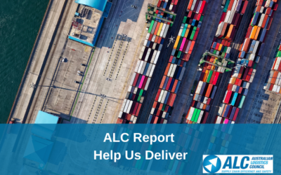 ALC Report – Help us Deliver