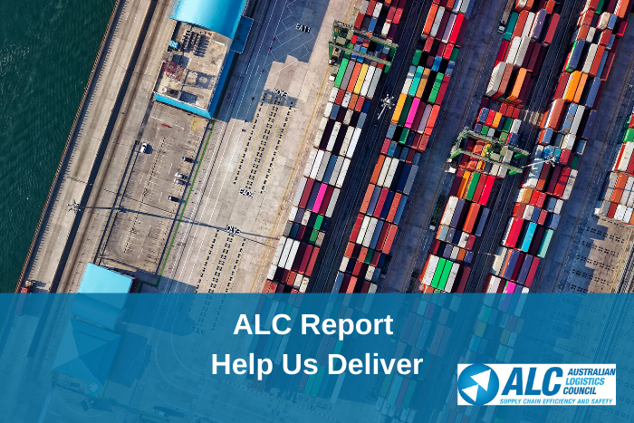 ALC - Help Us Deliver
