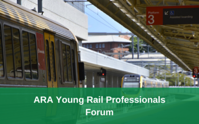 ARA Young Rail Professionals Forum