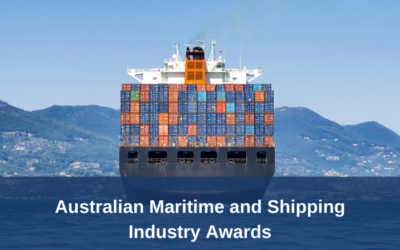 Australian Maritime and Shipping Industry Awards 2019