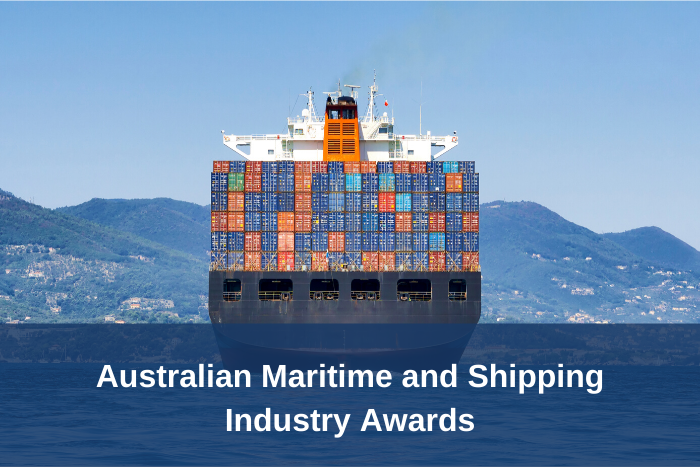 Australian Maritime and Shipping Industry Awards