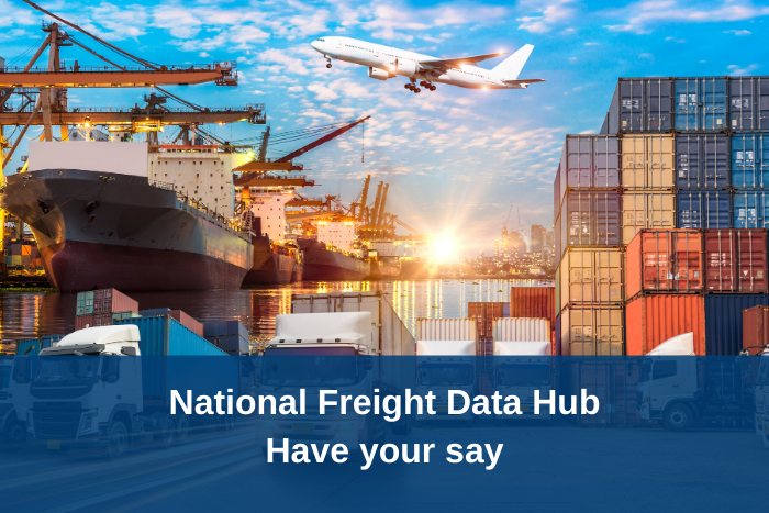 National Freight Data Hub Discussion Paper