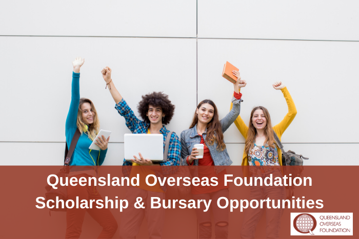 QOF Scholarship and Bursary programs