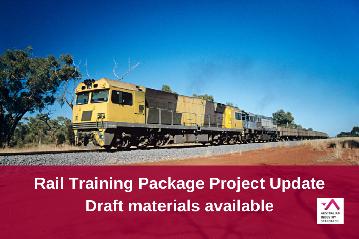 TLI Rail Training Package updates