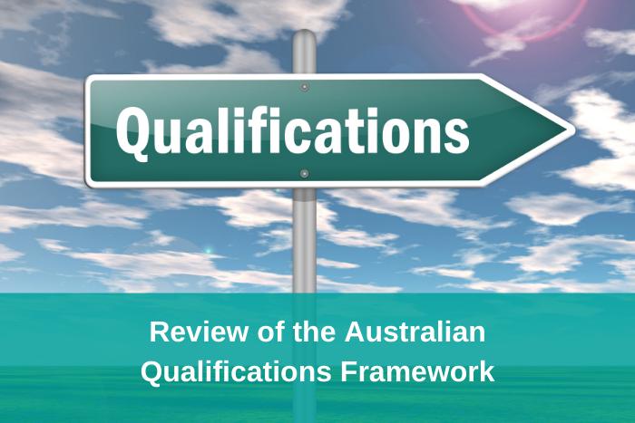 Australian Qualifications Framework Review