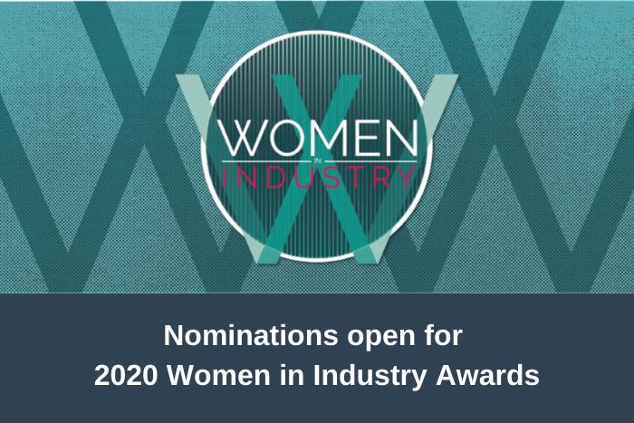 2020 Women in Industry Awards