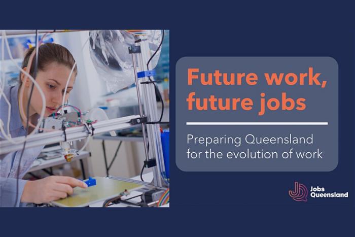 Future work, future jobs webinar