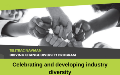 Teletrac Navman Driving Change Diversity Program – Nominations open