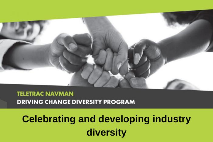 Teletrac Navman Driving Change Diversity Program