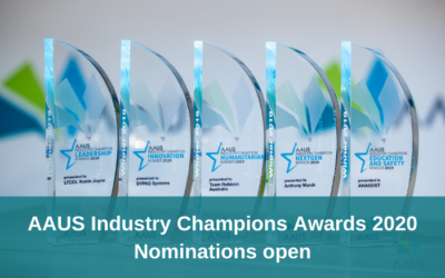 Australian Unmanned Systems Industry Champions