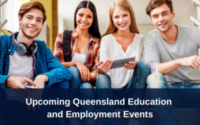 Queensland education and employment exhibition events
