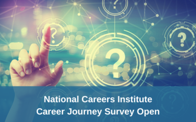 National Careers Institute – Career Journey Survey now open