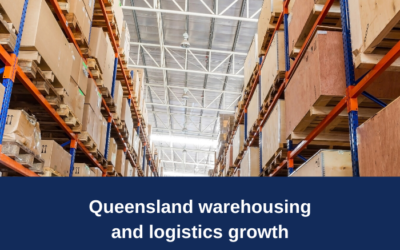 Queensland is the highest growth state for warehousing and logistics
