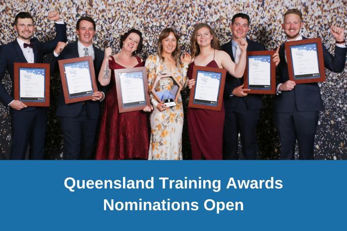 QLD Training Awards - Nominations open