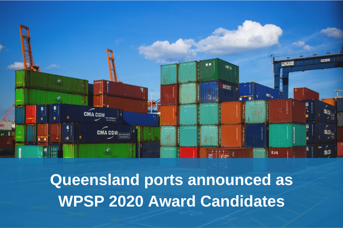 QLD ports announced as WPSP award candidates