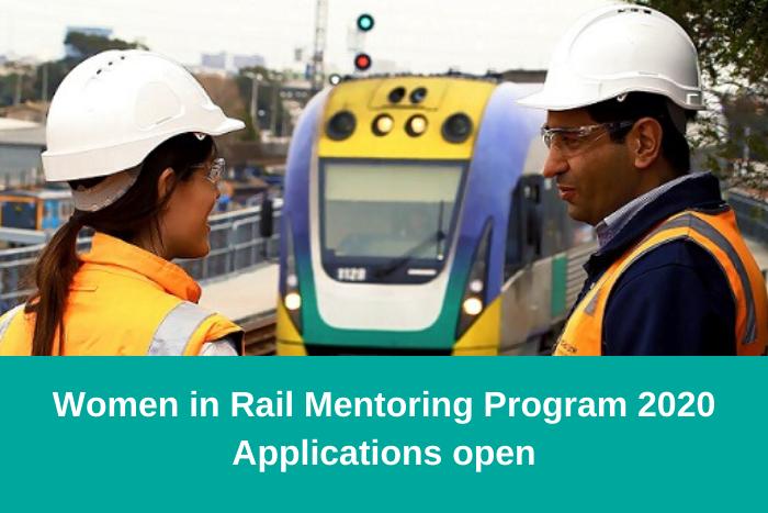Women in Rail mentoring program