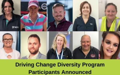 Participants announced for the 2020 Driving Change Diversity Program