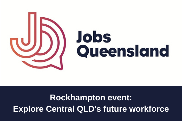 Jobs QLD - Rockhampton event