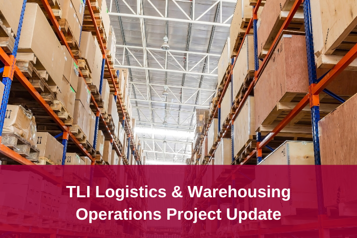 Logistics & Warehousing Operations Project Update