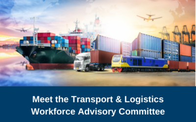 Learn more about the Transport & Logistics Workforce Advisory Committee