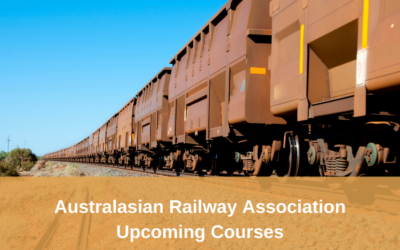 Australasian Railway Association – industry specific courses