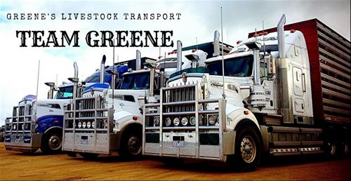 Greenes Livestock Transport