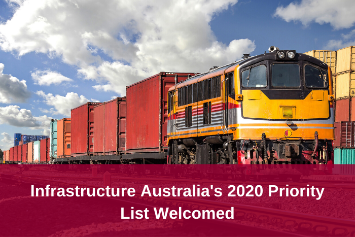 Infrastructure 2020 Priority List