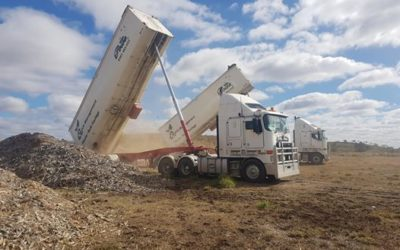 Mulch Management – HC Truck Driver wanted – 30/03/2020
