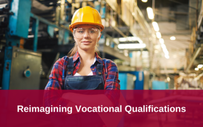 Ai Group Report – Reimagining Vocational Qualifications