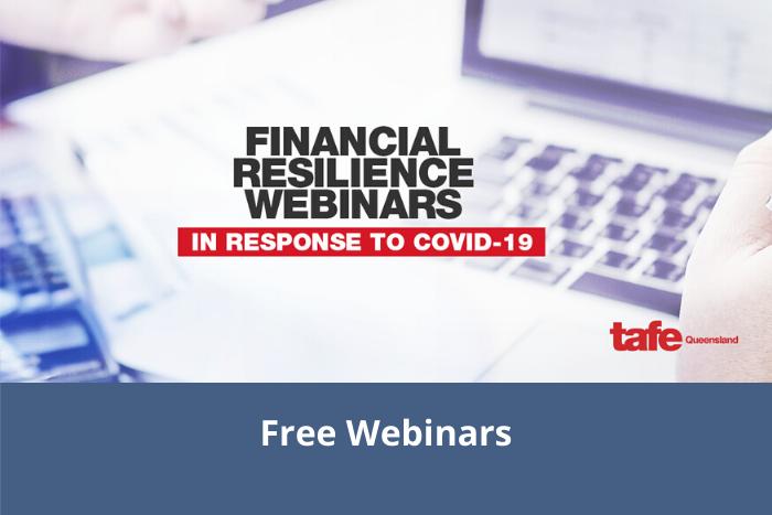 Financial Resilience Webinars