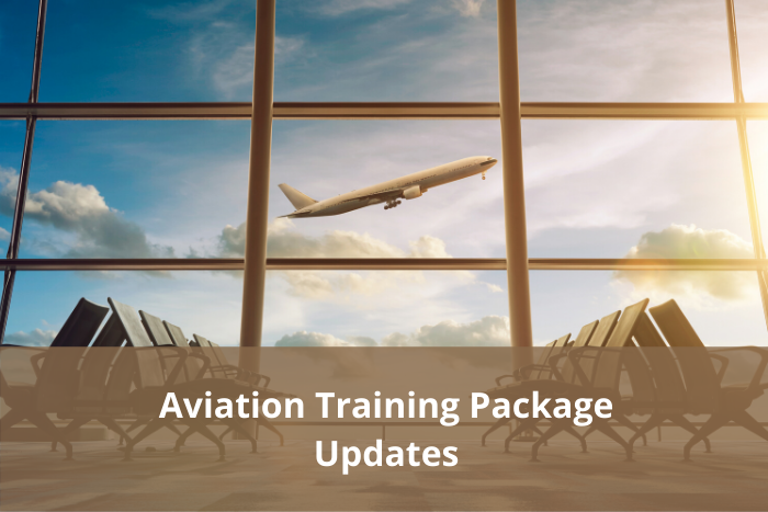 Aviation Training package updates