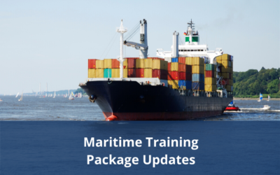 Maritime Training Package (Release 7.0) endorsed for implementation