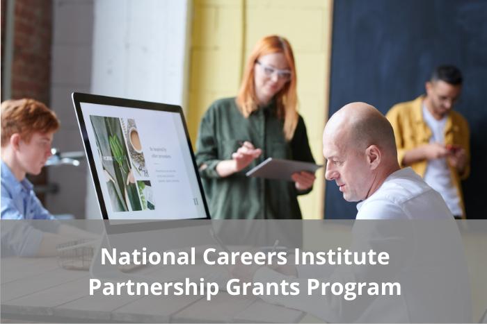 NCI Partnership Grants