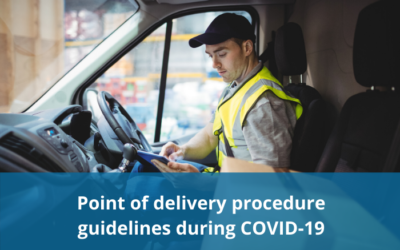 NatRoad – Point of delivery procedure guidelines during COVID-19