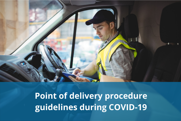 Point of delivery procedure guidelines