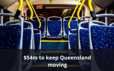 Queensland Government's $54m transport relief package