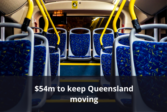 QLD Transport relief package