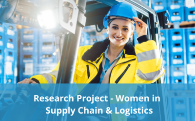 Research into female participation in the supply chain and logistics workforce