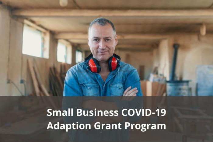 COVID-19 Adaption Grant Program